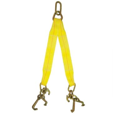 B/A Products Low Profile V-Chain with Clusters - 3' Legs