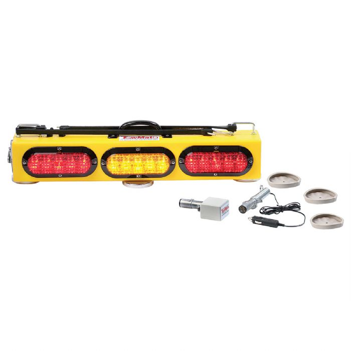 "Towmate 25"" Wireless Tow Light with LED Flasher"